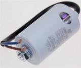 Motorkondensator    12,5uF        450V    75x39,8mm    mit    Kabel