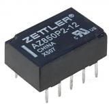 Relais    12VDC        2xUM    1A/30V    bistabil