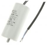 Motorkondensator                                    31,5uF/450V    mit    Kabel