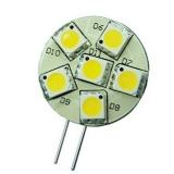 G4    12V    1,2W=10W    Led                        Stiftsockellampe    warmweiß
