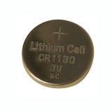 CR1130        Lithium    3V    70mAh    11x3mm