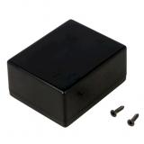Gehäuse    ABS    schwarz                        55x68x32