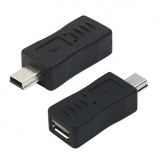 USB    Adapter    Mini    USB                    Stecker    -    Micro    USB    Buchs