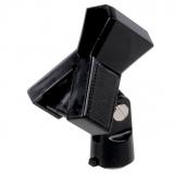 Mikrofonklemmhalter                        schwarz