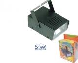 Stroboskop    20W                                            85x51x126mm    230VAC