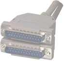 Sub-D    Kabel    5m                                            25St/25St