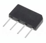 Gleichrichter    GBS4J    600V    4A    Raster    5mm    +~~-