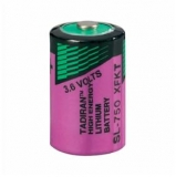 Batterie    Lithium    3,6V                1/2AA    950mAh    14x25mm    TADI