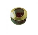 Klingeltaster    Einbau                    Messing    DM15,8mm