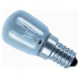 E14    230V    25W    Glühlampe            klar