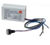 Dämmerungsschalter                            2-100Lux    230V/1100VA
