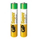 Batterie    1,5V    AAAA                            2er-Set        LR61    42mm    x    8mm