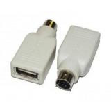 USB    Adapter    Buchse    -    PS2    Stecker