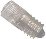 E10    240V    2,2mA                                            Glimmlämpchen    DM=10mm    L=2
