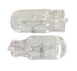 Glassockellampe    12V    0,17A2W    T3-1/4    DM10    L25mm