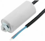 Motorkondensator                                    10uF/450V    mit    Kabel