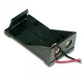 Batteriehalter    1x9V    mit        Kabel