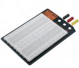 Experimentierboard                            220x150x31mm        3x4mm    Buchs