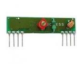 Empfängermodul    433,92MHz    RX433