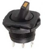 Kippschalter    1pol.                            250V/5A    Led    rot        2VDC    DM2