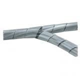 Spiralschlauch    DM                                15-100mm    transparent    /Met