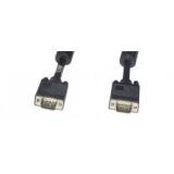 VGA    Kabel    15p.ST-ST.    10m    Ferrit    doppelt    geschirmt