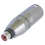 XLR    Adapter    XLR-Stecker    -Cynchkupplung