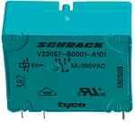 Relais    6VDC            1xUm                            5A/250V    5pin    Schrack