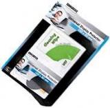 Display    3St.Schutzfolien    10x8cm    +    Reinigungstuch