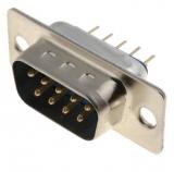 Sub-D        9-polig    Stecker            printbar    gerade