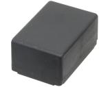 Gehäuse    KG35M    72x50x35mm    schwarz    Kunststoff