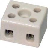 Blockklemme  Keramik  2 polig