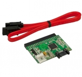 Adapter    SATA    ->IDE                            Konverter    IDE    HDD    auf    SAT