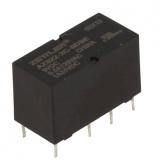 Relais  9VDC  2xUm   1A/120VAC 24VDC    8pin    ZETTLER AZ822-2C-9DSE