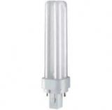 Energiesparlampe    26W/840    Dulux    D    G24d3    2    Stifte