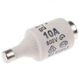 10A    Diazed    D,gG    500V    VDE    rot