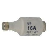 16A    Diazed    D,gG    500V                    grau