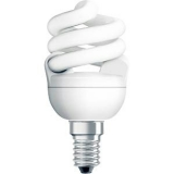 E14    230V    12W=60W/825                    Energiesparlampe    Micro    Tw