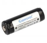 Akku    17500    Li-Ion    3,7V            1200mAh    4/5A        17x53mm