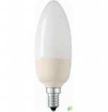 E14    230V    12W/827                                    Energiesparlampe    Soft    8YR