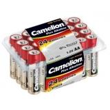 Batterie    Mignon    AA                            Camelion    24St.in    Kunststo