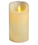 Kerze    Led    Flackereffekt        15cm    für    außen    mit    Timer