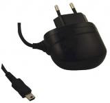 Ladegerät    230V    mit    Mini        USB    Stecker