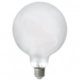 E27  230V 6W  LED Globeform  DM125mm  800lm  2700k    warmweiß