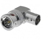 BNC    Adapter    75    Ohm    Winkel90°    Stecker    Buchse